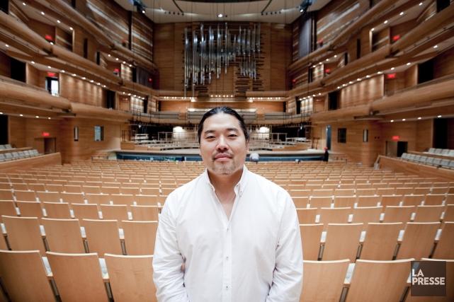 L'acousticien Tateo Nakajima a dirigé plusieurs ensembles européens... (PHOTO MARCO CAMPANOZZI, Archives LA PRESSE)