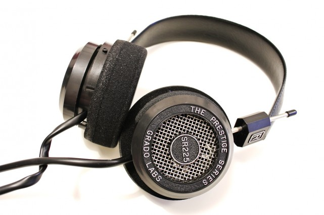 Grado SR225i... (Photo fournie par Grado)