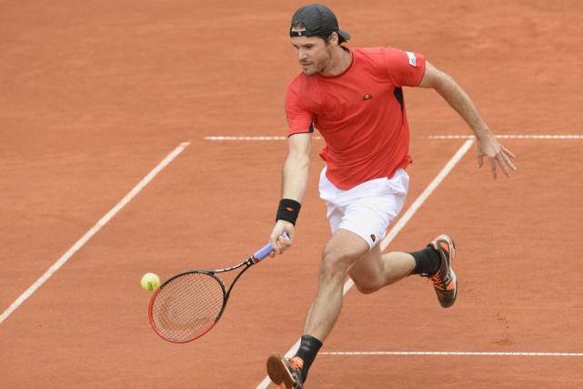 Tommy Haas... (Photo Christof Stache, AP)