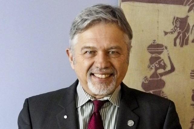 Le président de la Fondation Paul Gérin-Lajoie,François Gérin-Lajoie.... (PHOTO TIRÉE DE FACEBOOK)