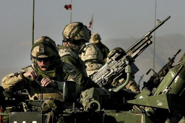 Une cinquantaine de soldats seront déployés dès aujourd'hui.... (Photo archives La Presse Canadienne)