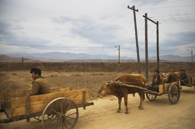 La sécheresse affecte tout le pays avec des... (PHOTO DAVID GUTTENFELDER, SRCHIVES AP)