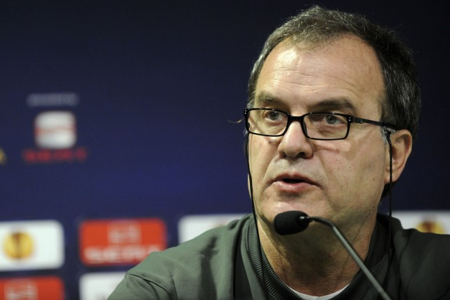 Marcelo Bielsa... (Photo Francisco, Leong, archives AFP)