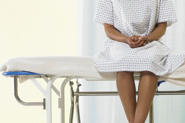 Des sages-femmes françaises dénoncent le «point du mari». Après l'accouchement,... (Photo Digital/Thinkstock)