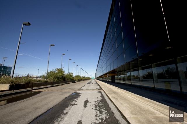 L'aérogare de l'aéroport de Mirabel... (PHOTO ALAIN ROBERGE, ARCHIVES LA PRESSE)