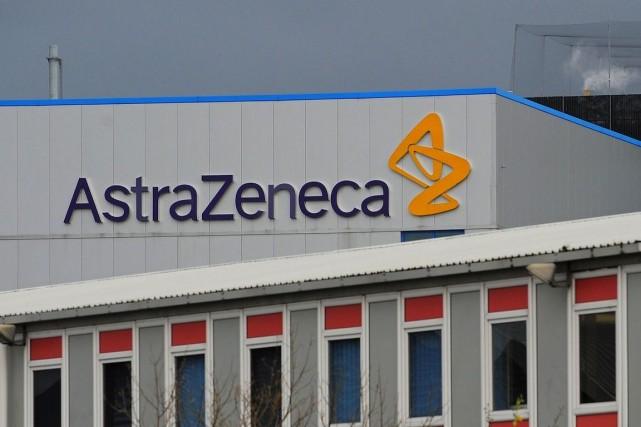 Le conseil d'administration d'AstraZeneca a estimé que les... (PHOTO ANDREW YATES, ARCHIVES AFP)