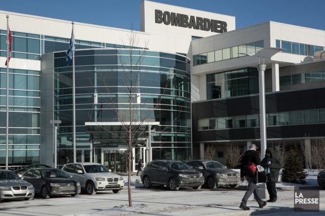 Bombardier est l'employeur le plus attrayant au Québec... (PHOTO MATHIEU WADDELL, ARCHIVES LA PRESSE)