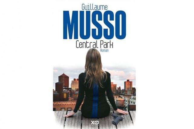 Central Park, de Guillaume Musso...