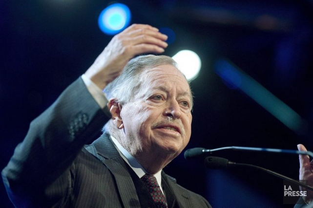 Jacques Parizeau... (PHOTO ARCHIVES LA PRESSE CANADIENNE)