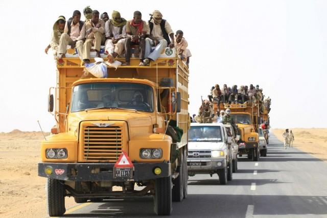 Les autorités soudanaises avaient annoncé mercredi que plus... (PHOTO ASHRAF SHAZLY, AFP)