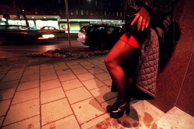 En Suède, acheter des services sexuels est criminel,... (Photo d'archives, Reuters)