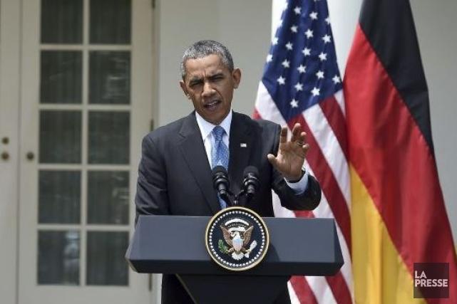 Bien que Barack Obama considère que la peine... (Photo Jewel Samad, AFP)
