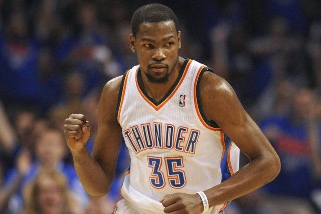 Kevin Durant, du Thunder d'Oklahoma City.... (Photo Mark D. Smith, USA Today)