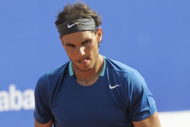 Pour la première fois depuis 2004, Rafael Nadal... (Photo Josep Lago, archives AFP)