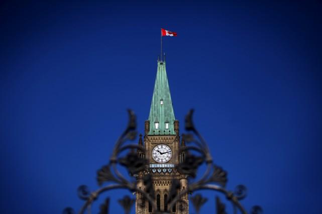 Le Canada impose de nouvelles sanctions économiques à 16 autres «entités»... (PHOTO ARCHIVES BLOOMBERG)