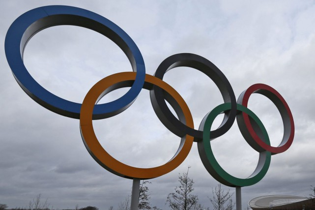 Paris déposera officiellement sa candidature pour les Jeux olympiques de 2024... (PHOTO ARCHIVES ASSOCIATED PRESS)