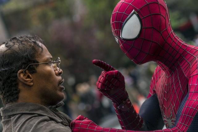 The Amazing Spider-Man 2... (Photo fournie par Columbia/Sony)