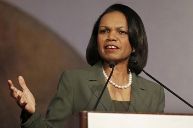 Condoleezza Rice... (Photo: AP)