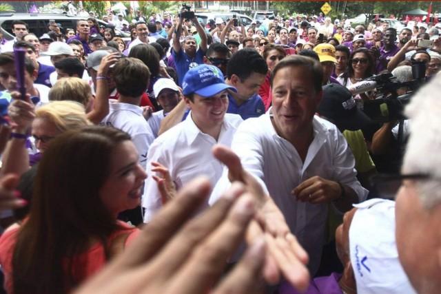 Juan Carlos Varela, vice-président élu et ancien ministre... (Photo: Reuters)