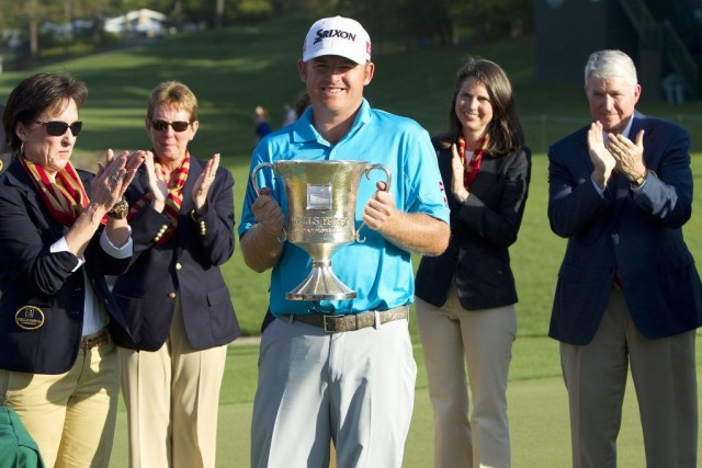 J.B. Holmes... (Photo: Reuters)