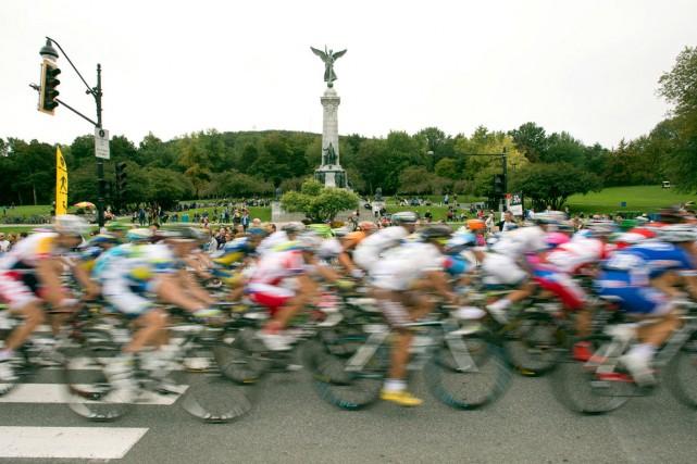 Les épreuves cyclistes tenues à Québec et à... (Photo Ryan Remiorz, PC)