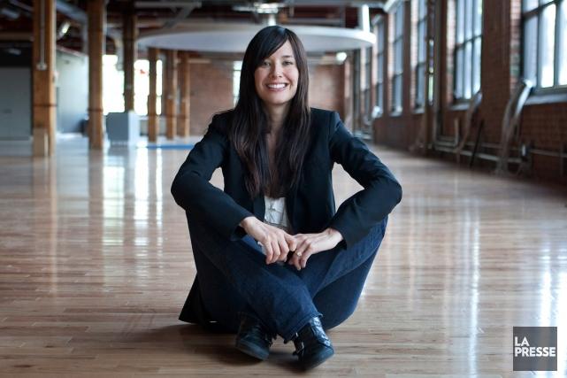 Jade Raymond travaillait chez Ubisoft depuis 10 ans.... (Photo Robert Skinner, archives La Presse)