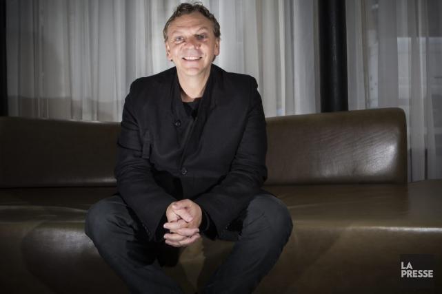 Marc Labrèche... (Photo: Olivier Pontbriand, archives La Presse)