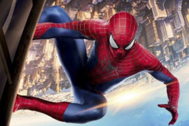 The Amazing Spider-Man 2... (Photo: fournie par Columbia/Sony)