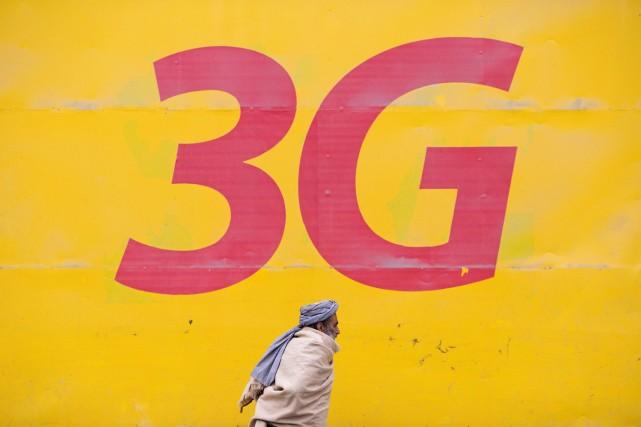 La 3G a été adoptée par la plupart... (Photo MORTEZA NIKOUBAZL, Reuters)