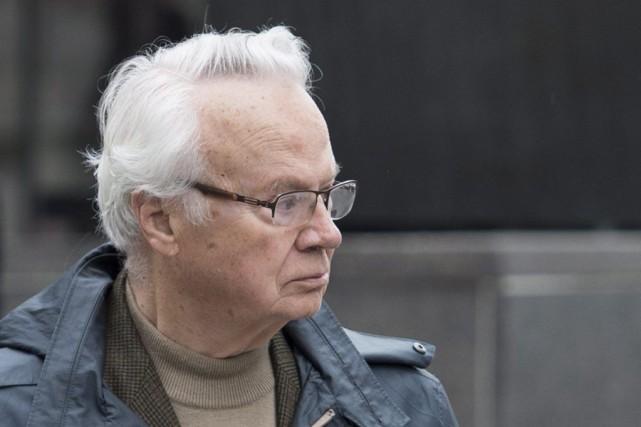 Jacques Corriveau est accusé de fraude envers le... (PHOTO GRAHAM HUGHES, ARCHIVES LA PRESSE CANADIENNE)
