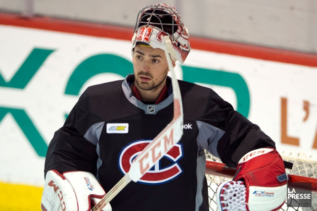 Carey Price pourra garder les buts la conscience... (Photo Ryan Remiorz, PC)