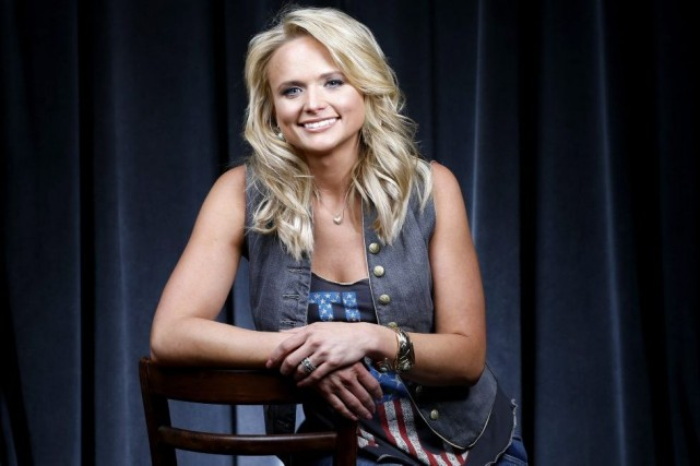 Miranda Lambert... (Photo: AP)