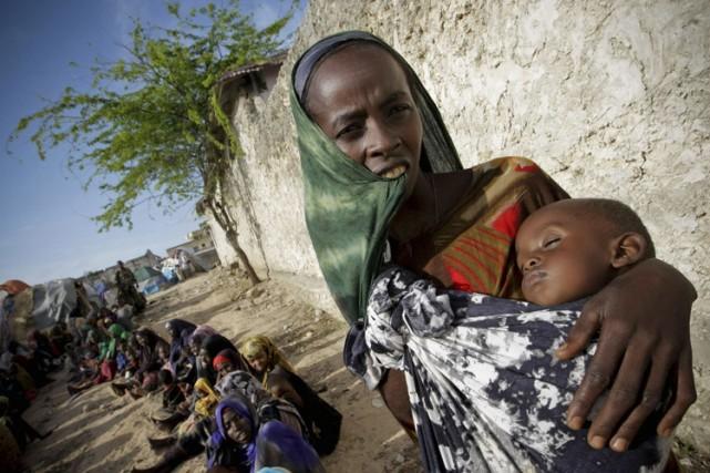 La Somalie a été le pays le plus... (Archives Reuters)