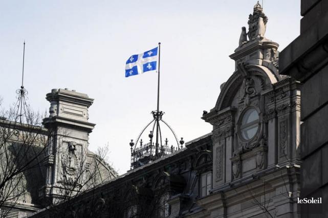 Québec versera 305millions$ à partager entre les employés... (Photothèque Le Soleil)