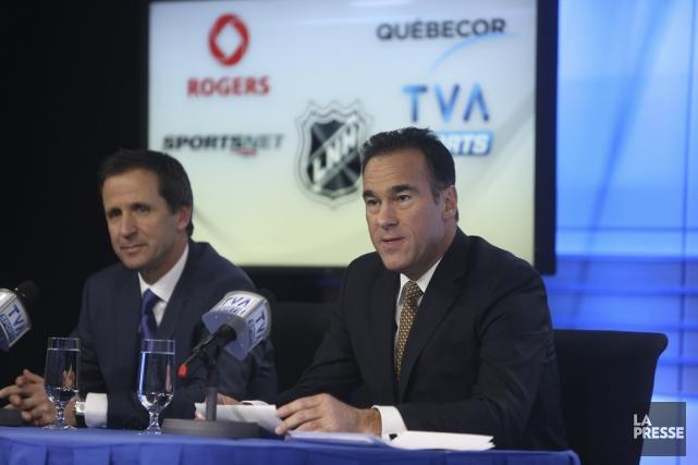 Le nouveau patron de Québecor, Pierre Dion (à... (PHOTO MARTIN CHAMBERLAND, ARCHIVES LA PRESSE)