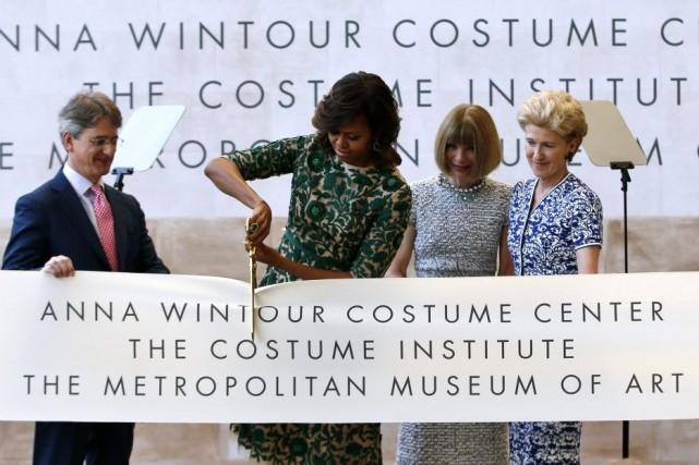 L'institut rebaptisé du nom de la reine de... (PHOTO MIKE SEGAR, REUTERS)