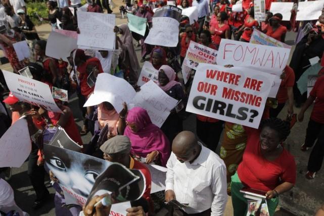 Depuis l'attaque, les familles ont critiqué l'action de... (Photo Sunday Alamba, Associated Press)