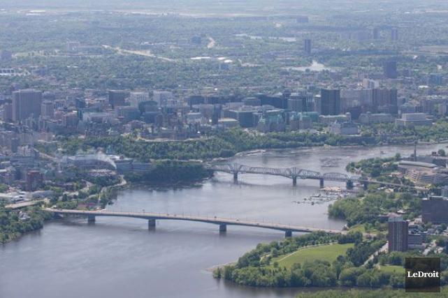Les résidents de la région d'Ottawa-Gatineau ont une opinion «généralement... (ARCHIVES, LeDroit)