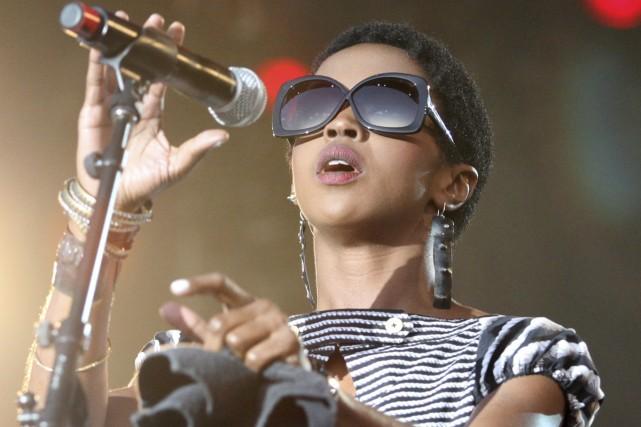Depuis le début de sa tournée, Lauryn Hill... (Photo: archives La Presse Canadienne)