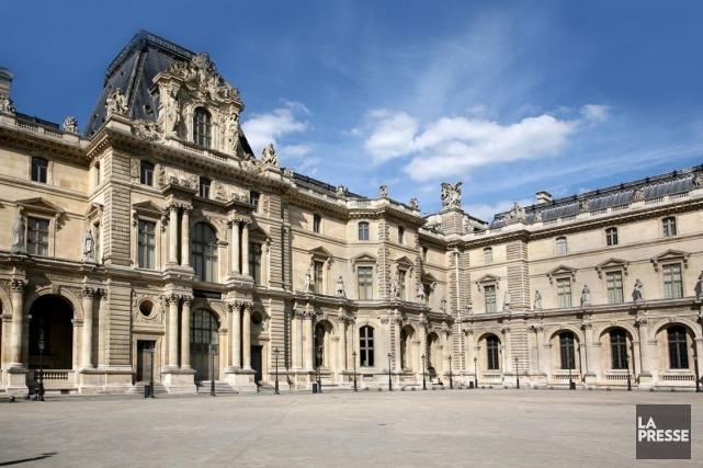 Musée du Louvre... (PHOTOTHÈQUE LA PRESSE)