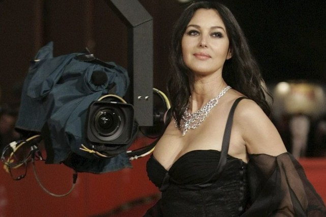 Monica Bellucci... (Photo: archives AP)