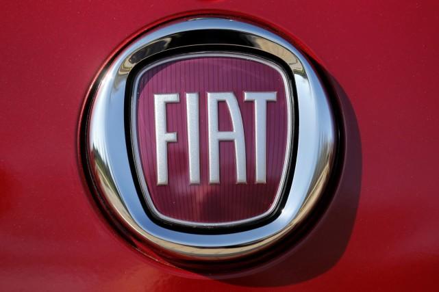 Les ventes de véhicules de la marque Fiat... (Photo Rebecca Cook, Reuters)