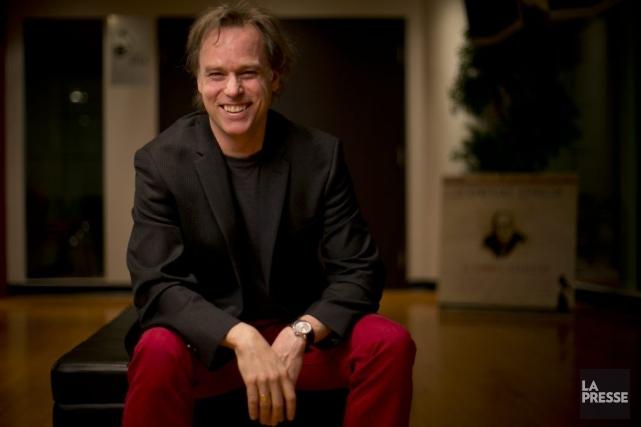 Pour Blair Thomson, il n'était pas question de... (Photo: David Boily, La Presse)