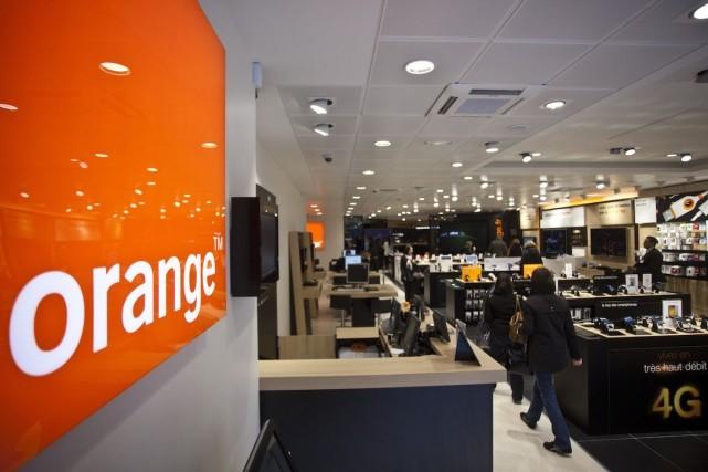 Le 2 février dernier, Orange avait reconnu le... (Photo Balint Porneczi, Archives Bloomberg)