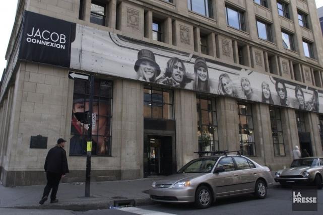 L'entreprise emploie 1500 personnes au Canada et compte... (Photo Robert Skinner, Archives La Presse)