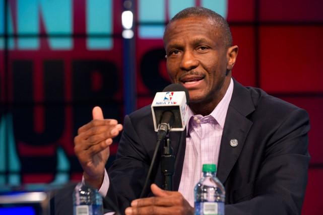 L'entraîneur Dwane Casey a mené les Raptors de... (Photo Galit Rodan, PC)