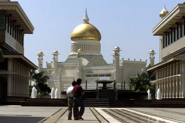 Brunei est le seul État d'Asie du Sud-Est... (Archives AP)
