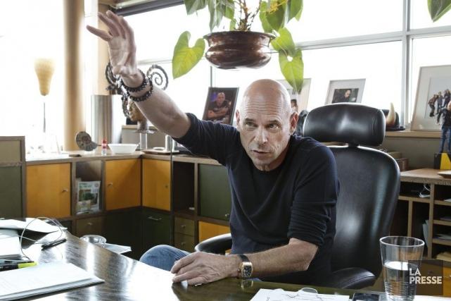 Guy Laliberté, fondateur duCirquedu Soleil, accorde rarement d'entrevues,... (PHOTO ROBERT SKINNER, LA PRESSE)