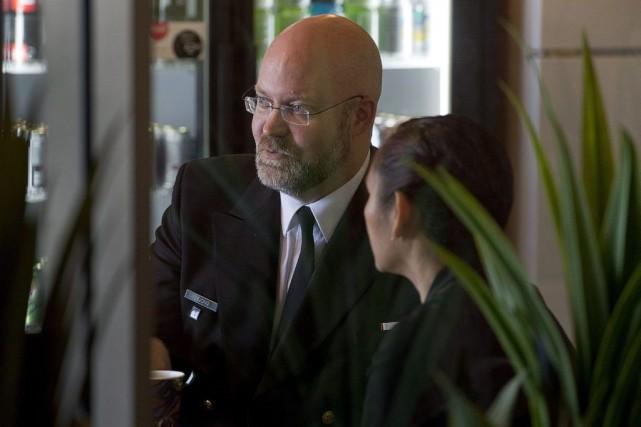 Derek De Jong... (Photo La Presse Canadienne)