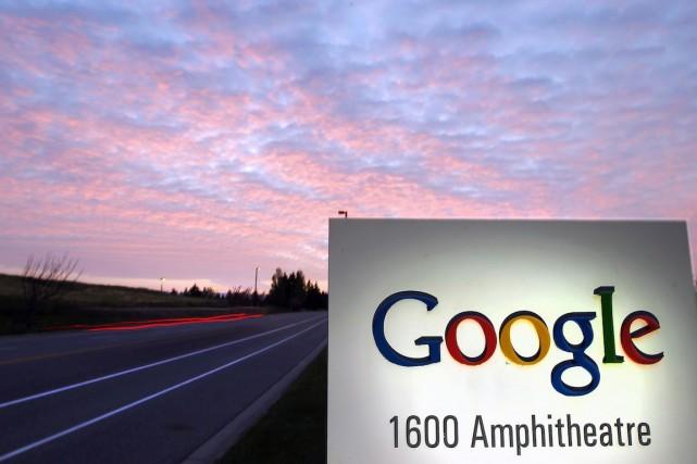 Google avait annoncé en septembre 2013 le lancement... (Photo Tony Avelar, Archives Bloomberg)